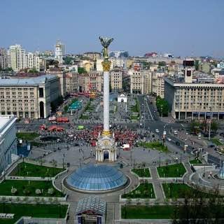 Maidan Nezalezhnosti, ukraine , kyiv
