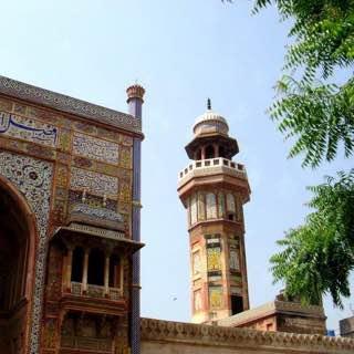 Wazir Khan Mosque, pakistan , lahore