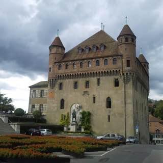 Château Saint-Maire, switzerland , lausanne