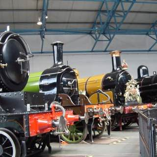 National Railway Museum, uk , leeds