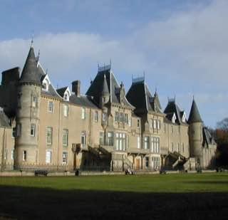 Callendar House, scotland , linlithgow