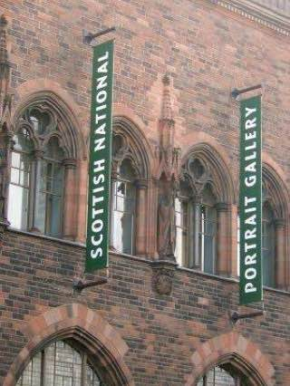 Scottish National Portrait Gallery, scotland , linlithgow