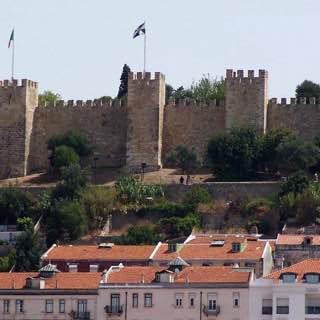 Castle of São Jorge, portugal , lisbon