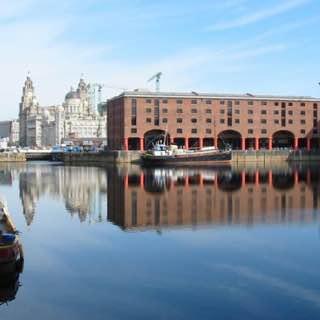 Albert Dock, uk , liverpool