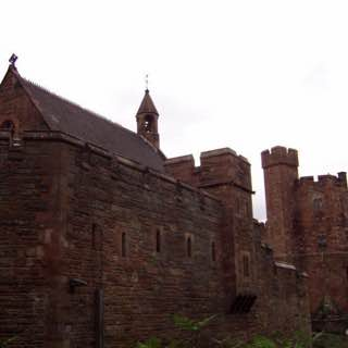 Peckforton Castle, uk , liverpool