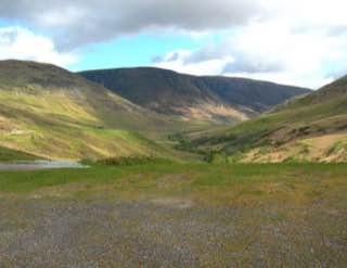 Glen Roy, scotland , lochness