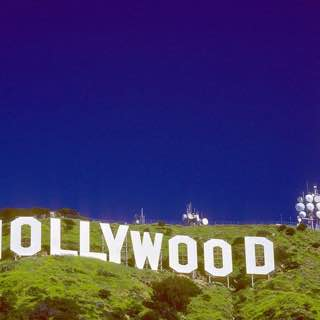 Hollywood Sign, usa , losangeles