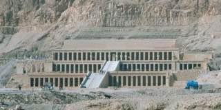 Deir el-Bahari, egypt , luxor