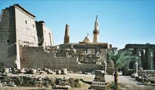 Luxor Temple, egypt , luxor