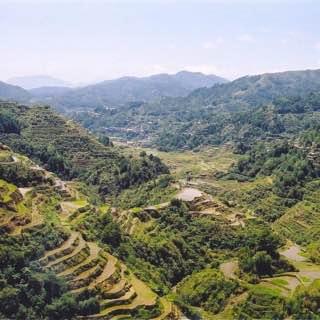 Banaue Rice Terraces, philippines , luzon