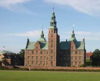 Rosenborg Castle, sweden , malmo
