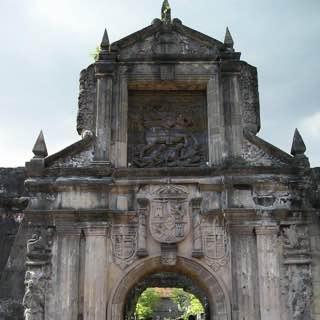 Fort Santiago, philippines , manila