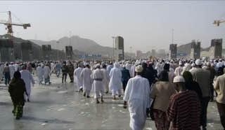 Jamaraat Bridge, saudiarabia , mecca