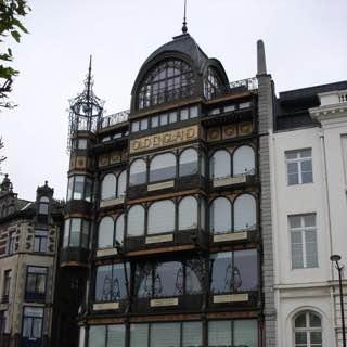 Musical Instrument Museum, belgium , mechelen