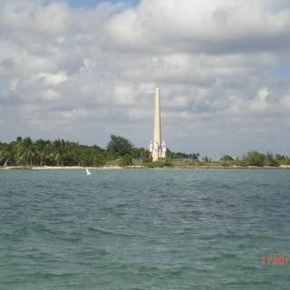 Flagler Monument Island, usa , miami