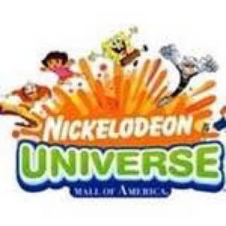Nickelodeon Universe, usa , minneapolis