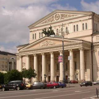 Bolshoi Theatre, Moscow, russia , moscow