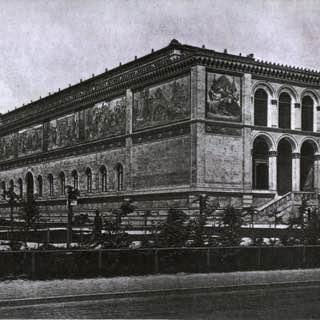 Neue Pinakothek, germany , munich