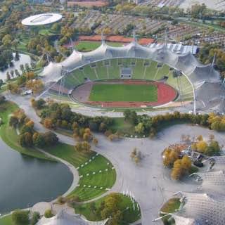 Olympic Stadium Munich, germany , munich