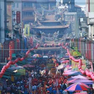 Chaotian Temple, taiwan , nantou