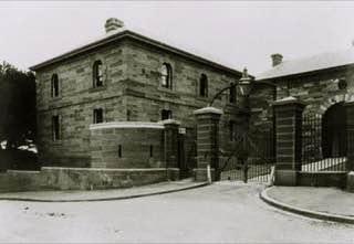 Maitland Gaol, uk , newcastle