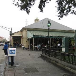 Café du Monde, usa , neworleans