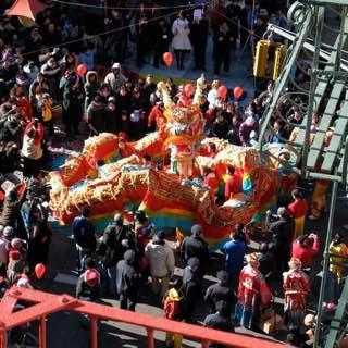 Chinatown, usa , newyork