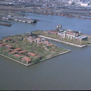 Ellis Island, usa , newyork