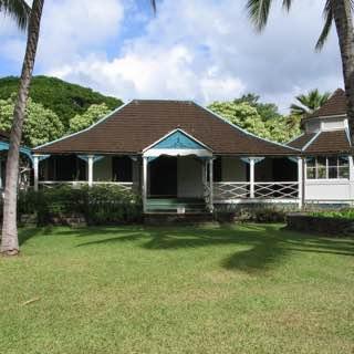 Moanalua Gardens, usa , oahu