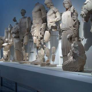 Archaeological Museum of Olympia, greece , olympicriviera