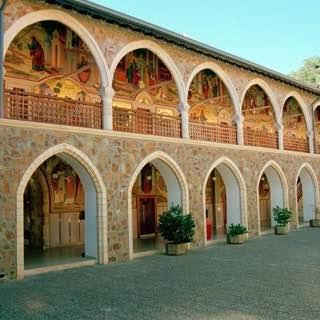 Kykkos Monastery, republiccyprus , omodos
