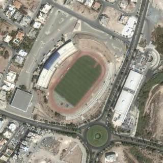 Pafiako Stadium, republiccyprus , omodos