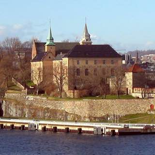 Akershus Fortress, norway , oscarsborgfortress