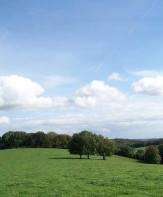 Chiltern Hills, uk , oxford
