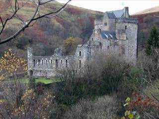 Castle Campbell, scotland , perth