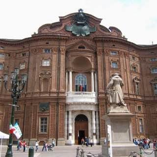 Palazzo Carignano, italy , piedmont