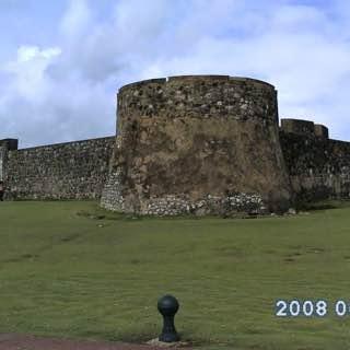 Fortaleza San Felipe, dominicanrepublic , pueroplata