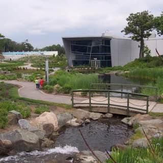Aquarium du Québec, canada , quebeccity