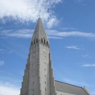 Hallgrímskirkja, iceland , reykjavik