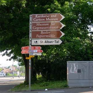 Museums in Basel, switzerland , riehen