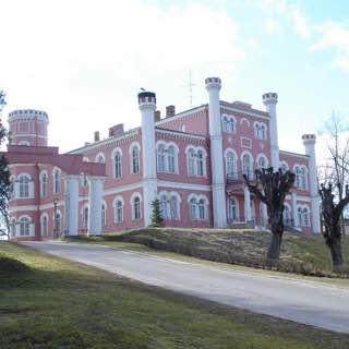 Bīriņi Palace, latvia , riga