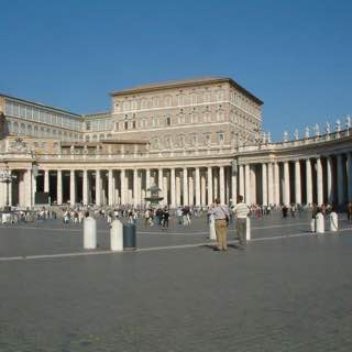 Apostolic Palace, italy , rome