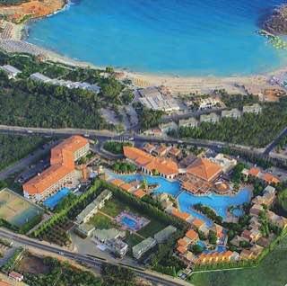 Nissi beach, republiccyprus , salamis