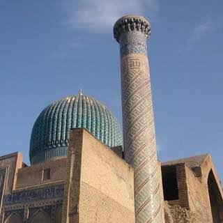 Gur-e Amir, uzbekistan , samarkand
