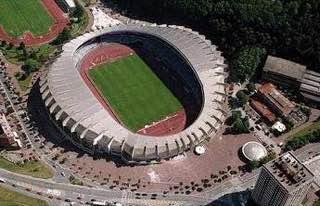 Anoeta Stadium, spain , sansebastian