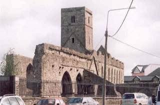 Sligo Abbey, ireland , sligo