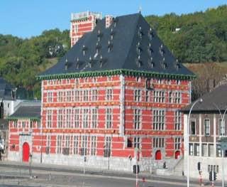 Curtius Museum, belgium , spa