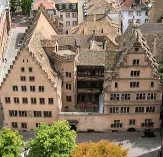Musée de l'Œuvre Notre-Dame, france , strasbourg