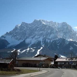 Zugspitze, austria , stubaital