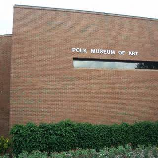 Polk Museum of Art, usa , tampa